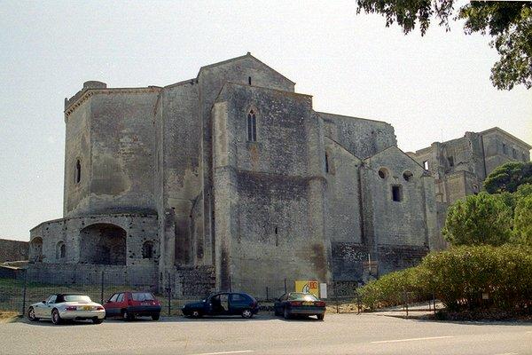 Abbaye Notre Dame de Montmajour